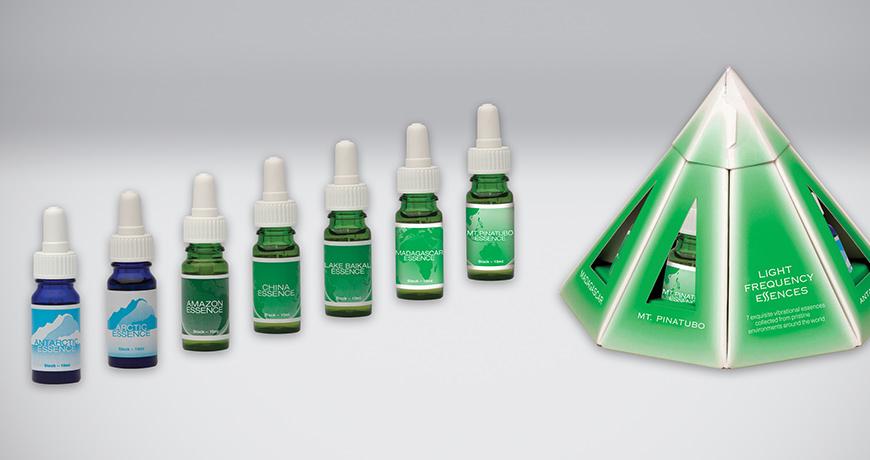 Pyramida jemných vibrací
